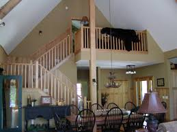 home stairway