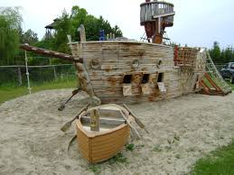 kid pirate ship