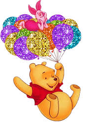 glitter winnie the pooh pictures