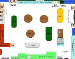 classroom layout plan
