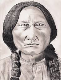 native americans sitting bull