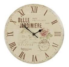 belle clock
