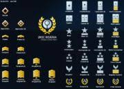 all halo 3 ranks