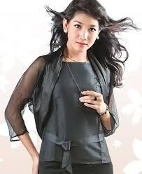 older fashion model