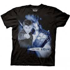 dr who tshirt
