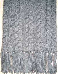 knitting cable