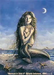 david delamare mermaids