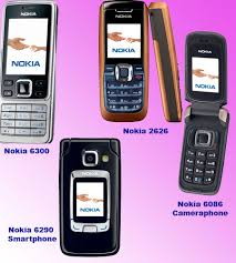 all nokia models