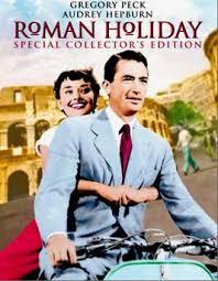 roman holiday movie