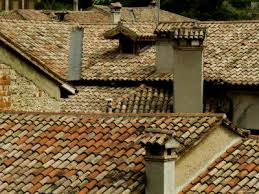 Terra Cotta roofing