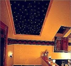 fiberoptic ceiling