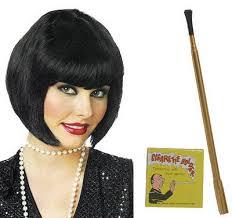 flapper girl accessories