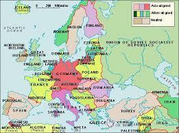 world war two europe
