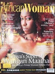 african fashion magazines