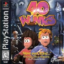 40 winks ps1