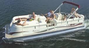 big pontoon boats