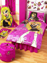 bratz bedroom