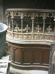 cast iron handrail