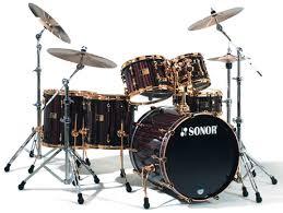 sonor drum kits