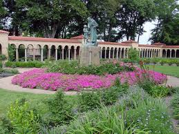 monastery gardens