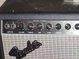 fender chorus amps