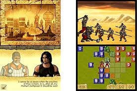 battle of prince of persia ds