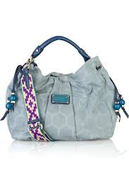 marc jacobs denim handbag