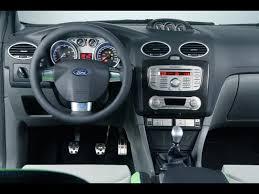 dashboard ford focus