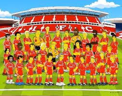 liverpool teams