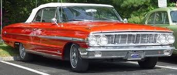 ford galaxie 1964
