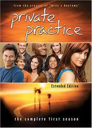 private practice season 1 dvd