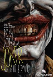 joker graphic novels
