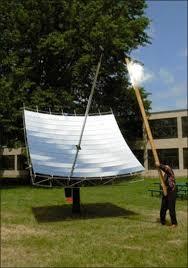 mirror solar