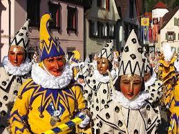 carnival clowns