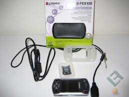 kingston mp3 players