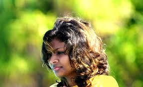 maldive girl