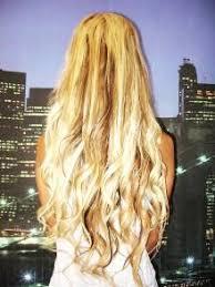 beautiful hair extensions