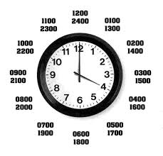 24hr clock