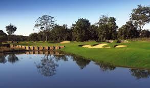 australia golf clubs