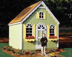 playhouses for children