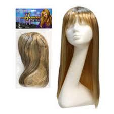 peluca de hannah montana