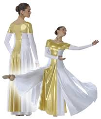 liturgical dance clothes