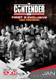 Watch Contender Asia Muay Thai full video