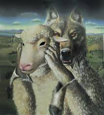 wolf in sheeps clothing Wicked Cults Will Not Enter The Kingdom Of Heavenahnsahnghong