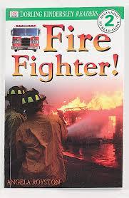 fire fighter book