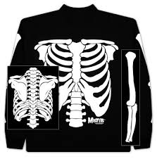misfits skeleton shirt