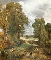 paintings of john constable