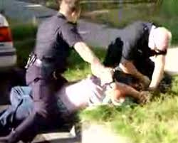 police brutality photos