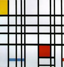 piet mondrian paintings