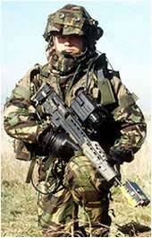 future infantry soldier technology